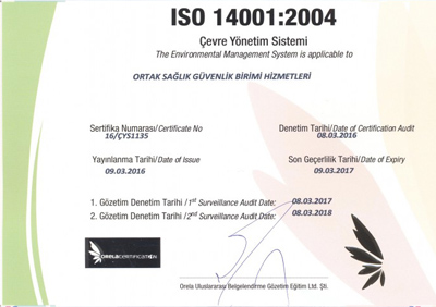 ISO 14001 001